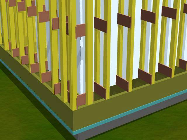 truss insulation vapor barrier hjlmaren larsen truss